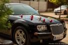Auto do ślubu Chrysler 300C wynajem cena 400zŁ Kalisz Ostrów - 2
