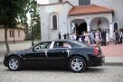 Auto do ślubu Chrysler 300C wynajem cena 400zŁ Kalisz Ostrów - 4