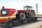 Transport maszyn budowlanych, rolniczych. - 8