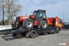 Transport maszyn budowlanych, rolniczych. - 3