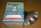 Lampa grzewcza promiennik żarówka 150W biała - 1