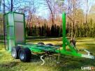 Przyczepka do quada ciągnika traktorka 3 w jednym SOLIDNA - 4