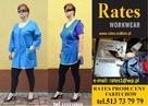 Odzież Medyczna i Robocza Firmy RATES zaopatrzenie Mielec - 6