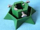 Stojak choinkowy ze zbiornikiem stojak pod choinkę podstawa - 1