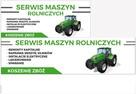 Traktor kombajn maszyny rolnicze naprawa