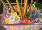 Kulki, które rosną w wodzie ozdobne dekoracja ozdoba - 2