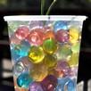 Kulki, które rosną w wodzie ozdobne dekoracja ozdoba - 3