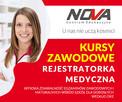 Rejestratorka medyczna w rok NOVA CE promocja 0 zł