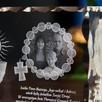 Piękny kryształ 3D ze zdjęciem jako prezent na I Komunię - 4