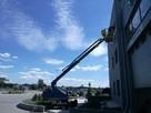 Ekologiczne mycie budynków - środkami Isokor Fasada - 1