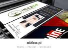 Banery reklamowe, wydruki wielkoformatowe, naklejki - 8