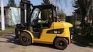Wózek widłowy diesel 4,5t na wynajem CAT DP45