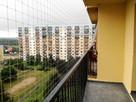 Montaż Siatki na Balkonie dla Zabezpieczenia Kota - 5