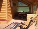 domek drewniany na Roztoczu - 1