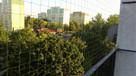 Montaż siatki na balkon przeciw gołębiom - 7