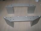 Cokół noga do szafki stolika aluminium anodowane - 5