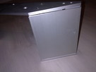 Cokół noga do szafki stolika aluminium anodowane - 1