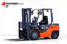 Wózek widłowy 3500kg NOWY #GOODSENSE z Techtrans, FY35. - 5