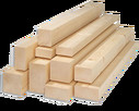Drewno konstrukcyjne C24- skandynawskie - 2