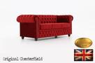 Chesterfield sofa 3 os Fluweel z zamszu - 6