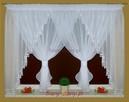 Firany i zasłony do pokoju, firany na taras i balkon, szycie - 2