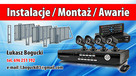 Alarm, Monitoring, Domofony, telewizja  serwis-montaż - 1