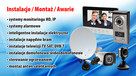 Alarm, Monitoring, Domofony, telewizja  serwis-montaż - 2