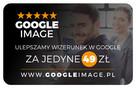 Komentarze i Opinie Google wizytówka