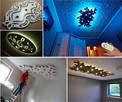 Lampa wisząca sufitowa sufit podwieszany plafon LED żyrandol - 8