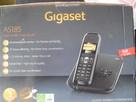TELEFON Bezprzewodowy Gigaset AS185 - 1