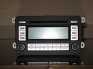 Radio Vw RCD300 mp3 Golf V Passat B6 Touran Jetta Passa