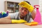 Młody posprząta mieszkanie