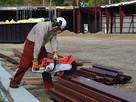 Usługa wypożyczenia przecinarki do betonu STIHL TS700