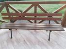 Sprzedam - ławka ogrodowa