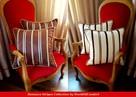 Poduszki Dekoracyjne, Ozdobne 50x50cm, DAMASCO STRIPES