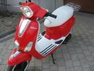 Sprzedam motocykl skuter 125 La Vissa