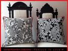 Poduszki dekoracyjne, poszewki ozdobne 45x45 PEACOCK IN LOVE