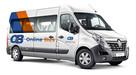 CODZIENNIE Z ADRESU NA ADRES od 50€ Busy VIP OnlineBus - 2