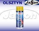 Lakier do zacisków hamulcowych termoodporny żółty spray 400m