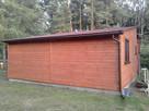 Drewniany domek na działkę 5x3m letniskowy na zamówienie - 2