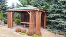 Drewniany domek na działkę 5x3m letniskowy na zamówienie - 6