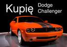 Kupię dodge challenger (cały lub do naprawy) gotówka