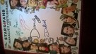 sprzedam plakat z autografami