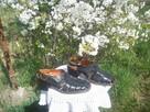Sprzedam sandały damskie czarne - 4