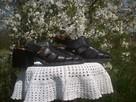 Sprzedam sandały damskie czarne - 3