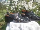 Sprzedam sandały damskie czarne - 2