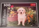 Puzzle TREFL Labrador 500szt.