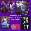 Animator dla dzieci podczas urodzin, komunii, wesel, chrzcin