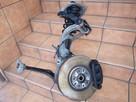 Peugeot 407 407 Coupe amortyzator wachacz zawieszenie przód