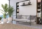 Łóżko metalowe sofa WZÓR 22 - producent Lak System - 1